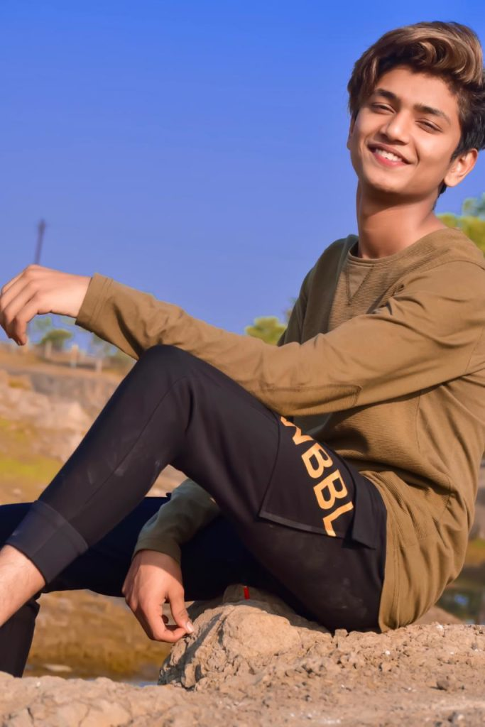 Youngest instagram influencer Indore - Tushar Silawat